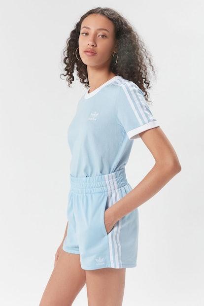 3-Stripes Pull-On Short