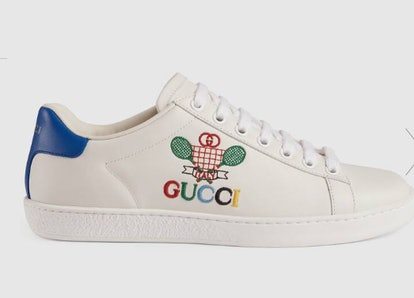 Women's Ace sneaker with Gucci Tennis