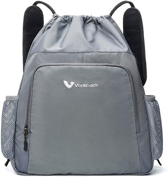 Vorspak Nylon Drawstring Backpack