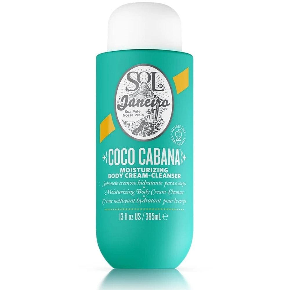 Coco Cabana Moisturizing Body Cream-Cleanser