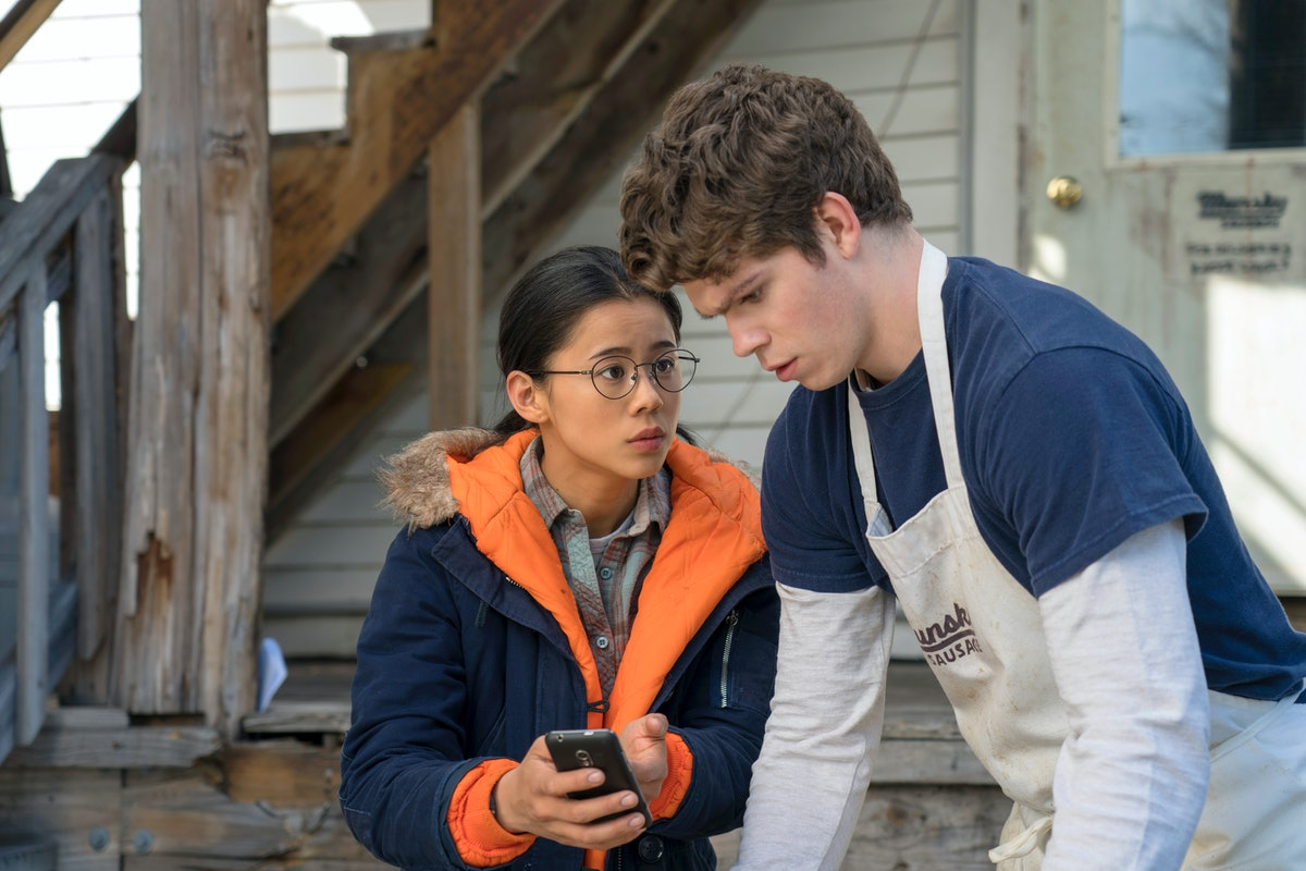 Leah Lewis talks friendship in Netflix's 'The Half of It'