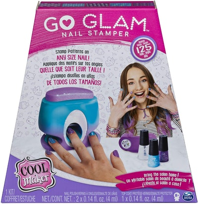 Cool Maker, GO Glam Nail Stamper