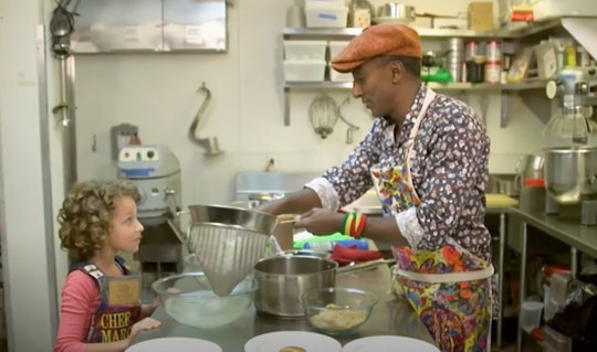 In an upcoming episode of PBS' 'Cyberchase', viewers will learn about how math and cooking go hand in hand.