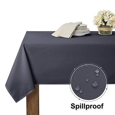 RYB HOME Waterproof Tablecloth