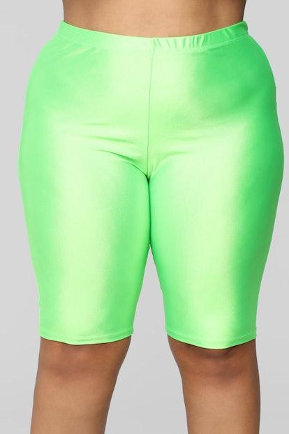 Fashion Nova Curves For Days Biker Shorts