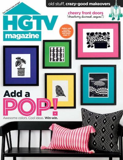 HGTV Magazine Digital Subscription