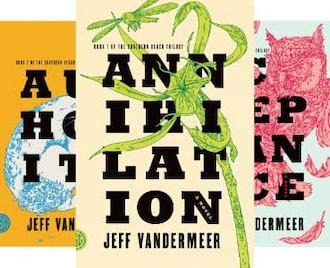 Jeff VanderMeer's Southern Reach Trilogy