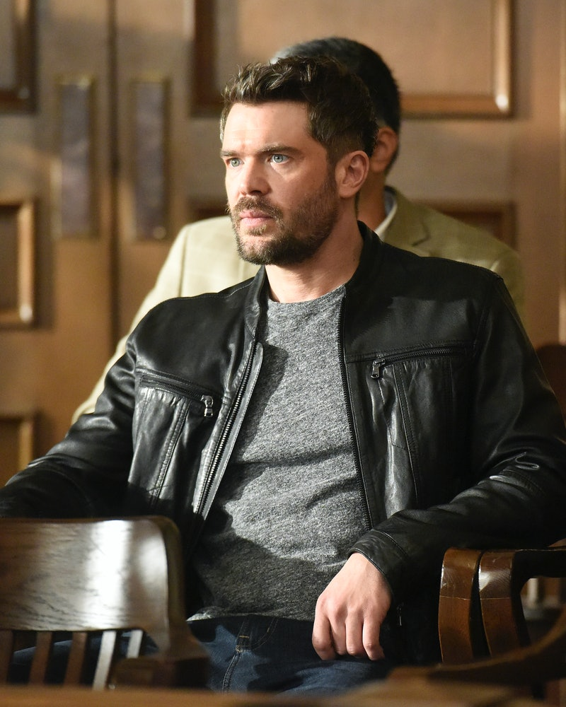 Charlie Weber as Frank Delfino in 'How to Get Away with Murder'