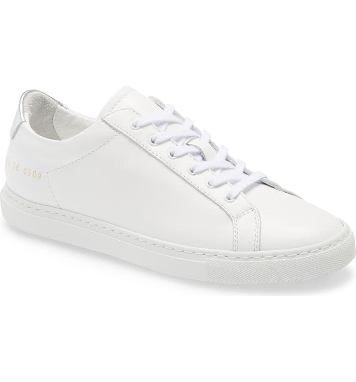 Retro Low Top Sneaker