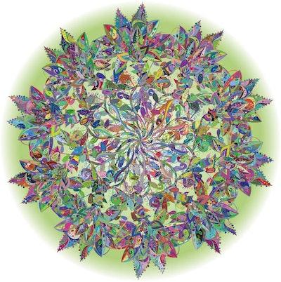 Bgraamiens Puzzle Magic Tree of Life