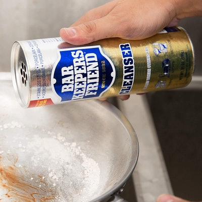 Bar Keepers Friend Cleanser Powder