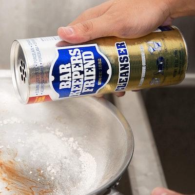 Bar Keepers Friend Cleanser Powder