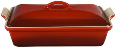 Le Creuset Heritage Stoneware Covered Rectangular Casserole