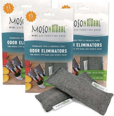 MOSO NATURAL Mini Air Purifying Bag (3-Pack)