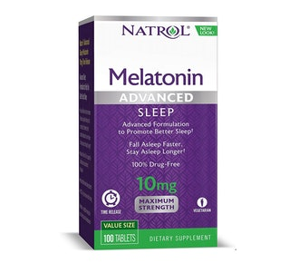 Natrol Melatonin Advanced Sleep Tablets