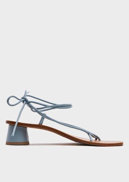 Olea Wrap Sandal
