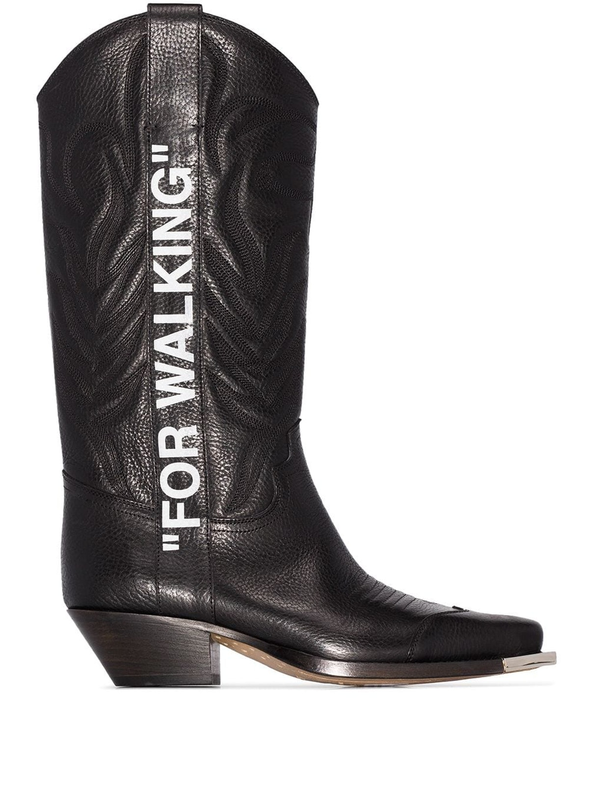 Off-White For Walking Cowboy Boots