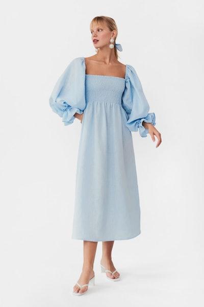 """Atlanta"" Linen Dress"
