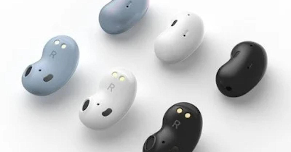 Report: Samsung's next-gen Galaxy Buds will look like beans