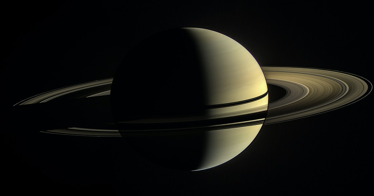 Data from Cassini's Grand Finale Tour of Saturn resolves the planet's 'energy crisis'