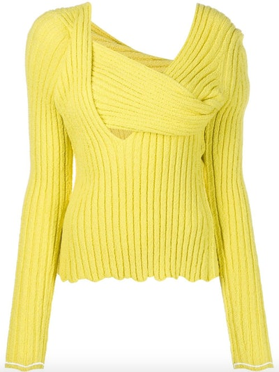 Boucle Textured Jumper