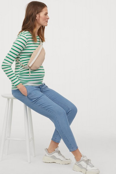 Mama Pull-On Lyocell Pants