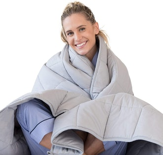 LUNA 15-Pound Adult Weighted Blanket