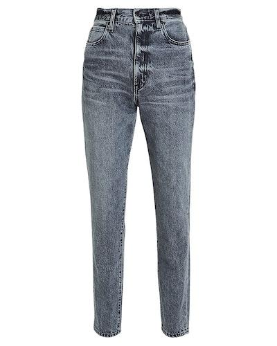 SLVRLAKE Denim Beatnik Slim High-Rise Jean