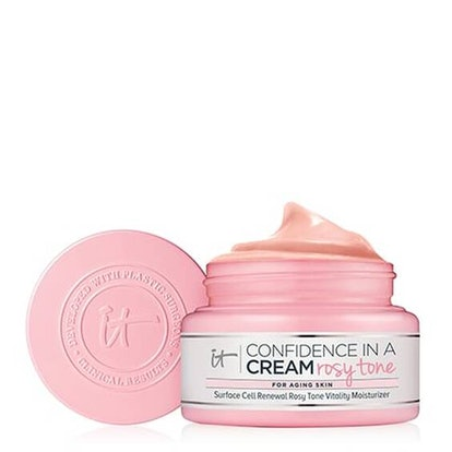Confidence in a Cream Rosy Tone Moisturizer