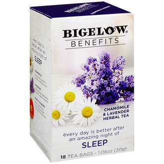 Bigelow Benefits Sleep Tea (6-Pack)