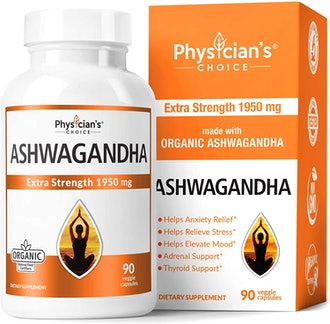 Physician's CHOICE Ashwagandha Supplement