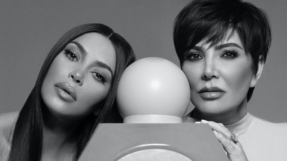 KKW Fragrance x Kris Jenner launches Apr. 15.