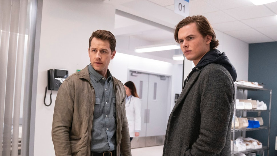Ben Stone and TJ on Manifest