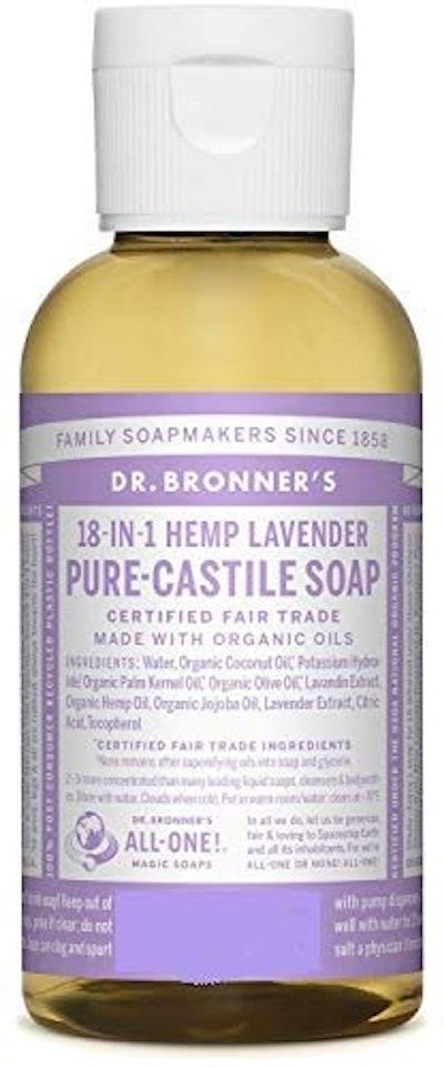 Dr. Bronner's Pure-Castile Lavender Soap