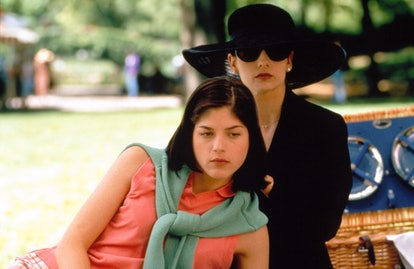 Selma Blair & Sarah Michelle Gellar in 'Cruel Intentions' 1999.