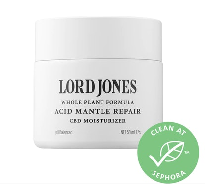 Lord Jones Acid Mantle Repair Moisturizer With 250mg CBD and Ceramides