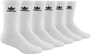 Adidas Men's Athletic Socks (6-Pack)