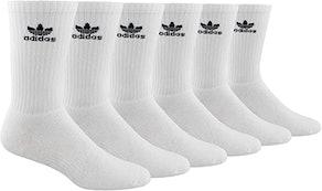 Adidas Men's Athletic Socks (6-Pack)