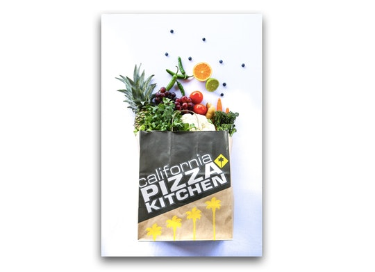 California Pizza Kitchen has announced CPK Market, which offers meal kits as well as  pantry items, fruit, vegetables, and meat.