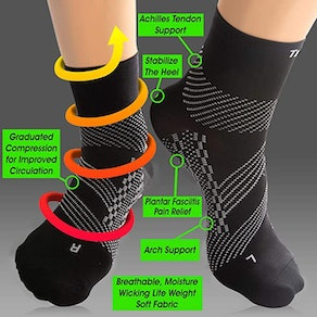 TechWare Pro Compression Socks
