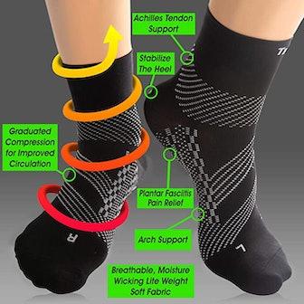 TechWare Pro Compression Socks