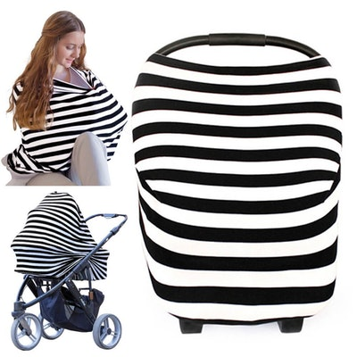 KeaBabies All-in-1 Soft Cover