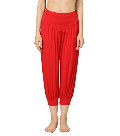 Hoerev Modal Harem Yoga Pants