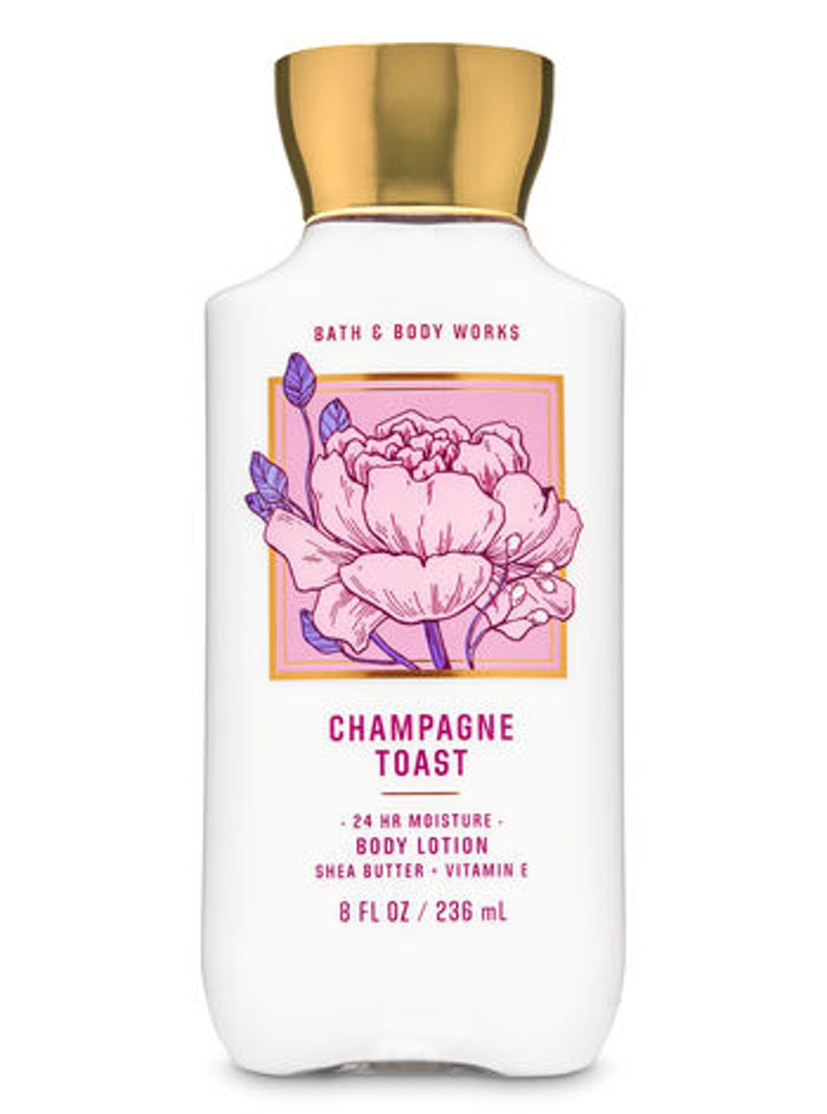 Bath & Body Works Champagne Toast Super Smooth Body Lotion