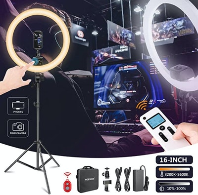 Neewer Advanced Ring Light (16-Inches)