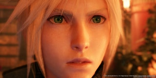 """'Final Fantasy 7 Remake' team reveals why Cloud is """"still mentally a young boy"""""""