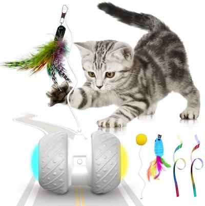 K-berho Interactive Robotic Cat Toy