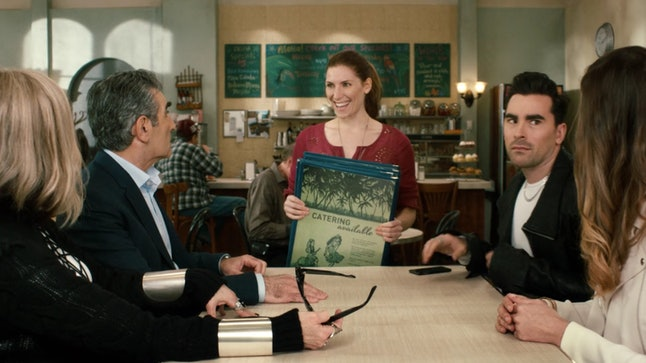 Twyla and the Roses in 'Schitt's Creek' Season 1