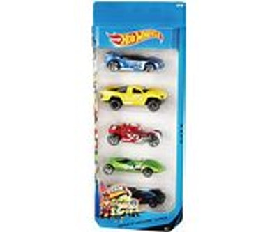 Hot Wheels Diecast 5 Pack