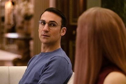 Aaron Peel was a total creep in 'Killing Eve' Season 2